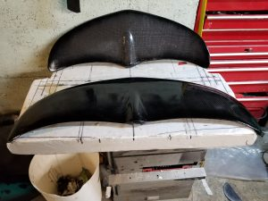 1250 and 1600 mfc inspired front wings